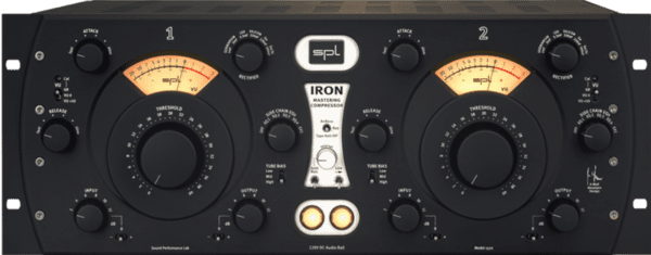 SPL Iron Black